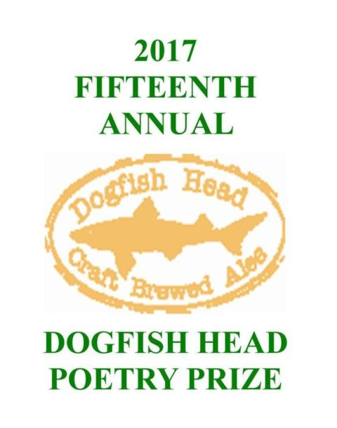Dogfish Head Poetry Prize