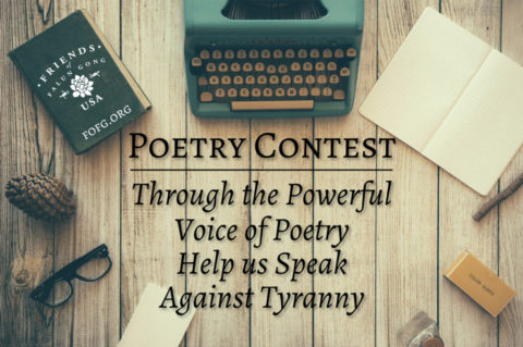 Friends of Falun Gong Poetry Contest