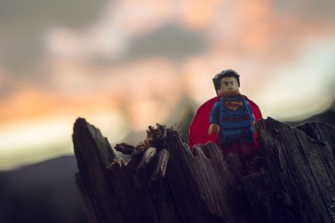 Dead Super Hero