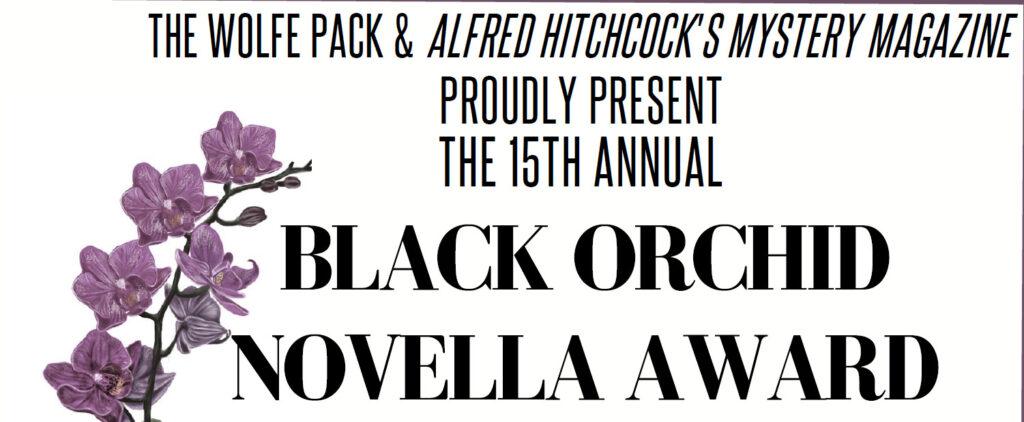 The Black Orchid Novella Award (2021)